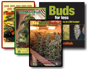 The Perfect Garden DVD and Buds for Less Book